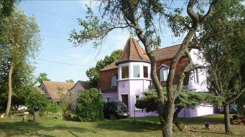 Venta  casa St hippolyte 289000€ - Fotografía 1