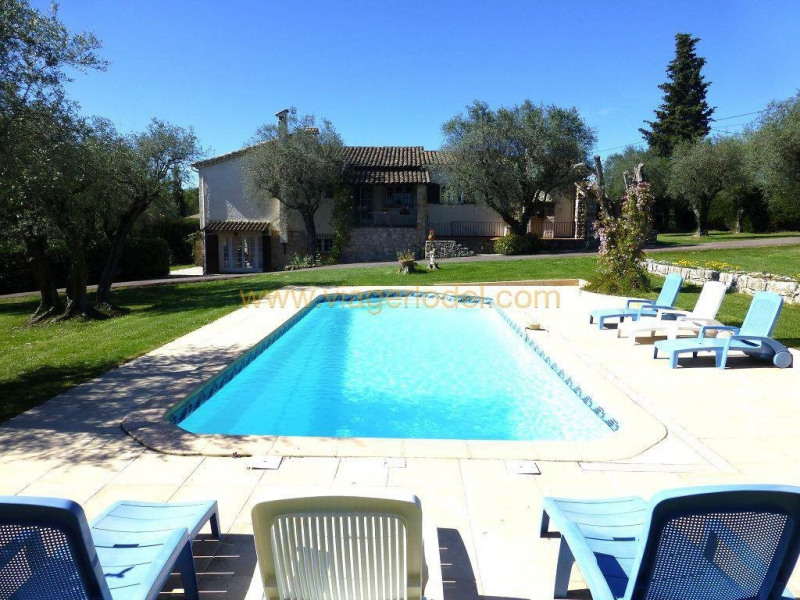 Viager maison / villa Opio 265000€ - Photo 1