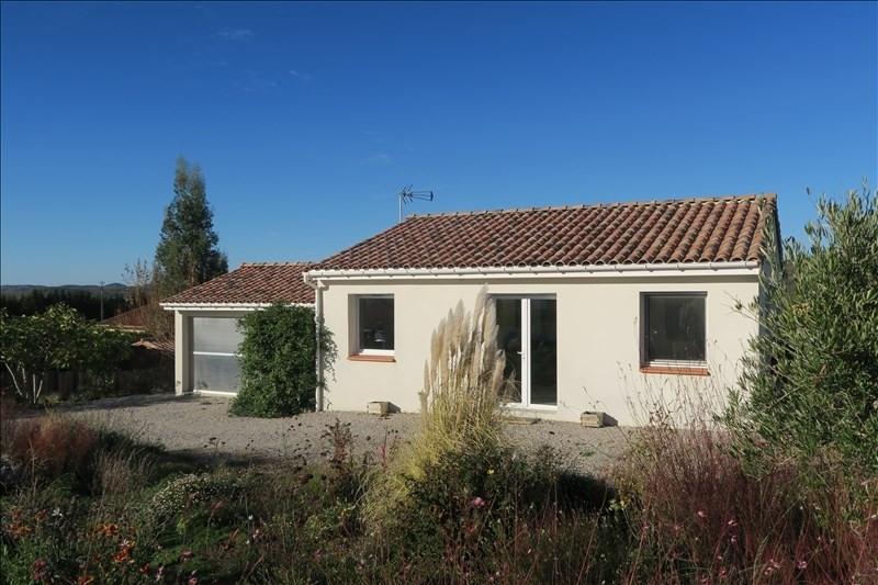 Vente maison / villa Mirepoix 137000€ - Photo 1
