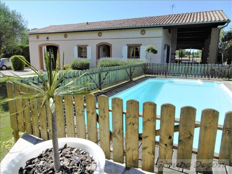 Vente maison / villa Gagnac-sur-garonne 377000€ - Photo 1