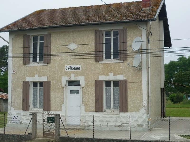Vente maison / villa Sore 122000€ - Photo 1