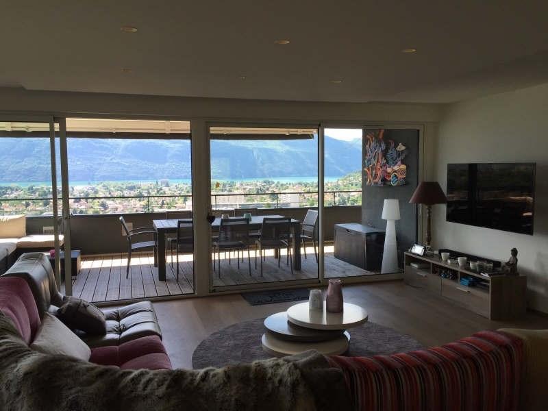 Deluxe sale apartment Aix les bains 795000€ - Picture 17