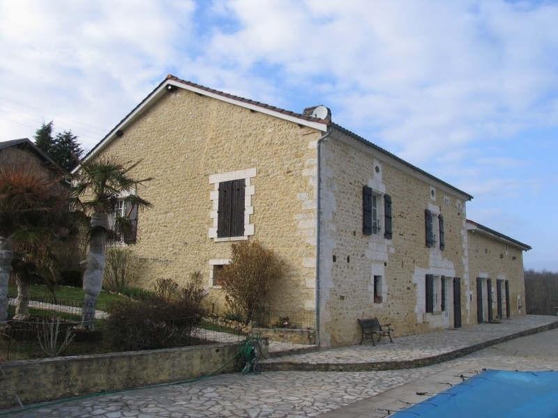 Sale house / villa Brantome 422400€ - Picture 1