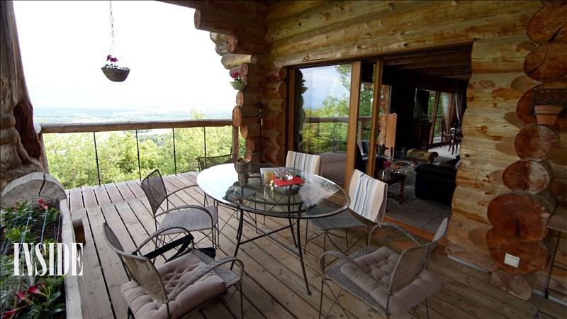 Vente de prestige maison / villa Crozet 1150000€ - Photo 5