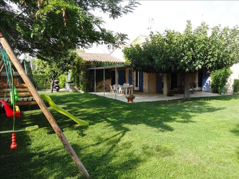 Vente de prestige maison / villa Les milles 655000€ - Photo 1