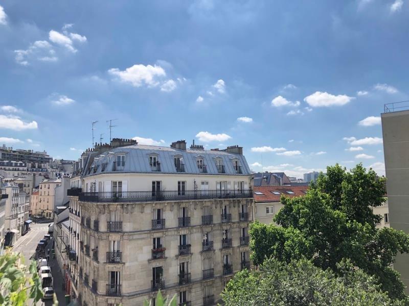 Vente appartement Paris 19ème 525000€ - Photo 1
