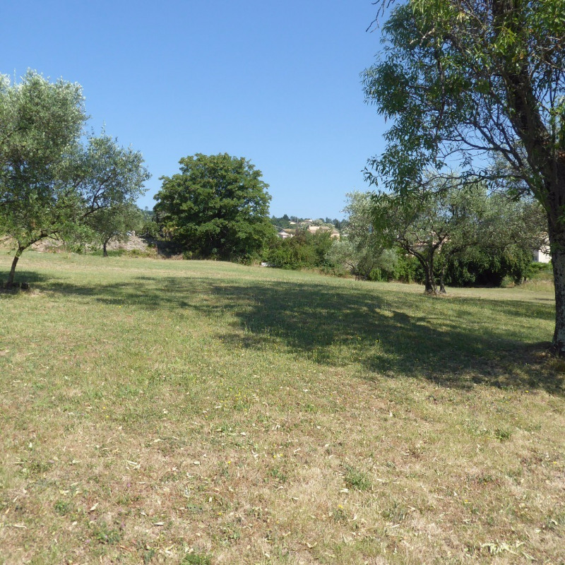 Vente terrain Aubenas 108000€ - Photo 2