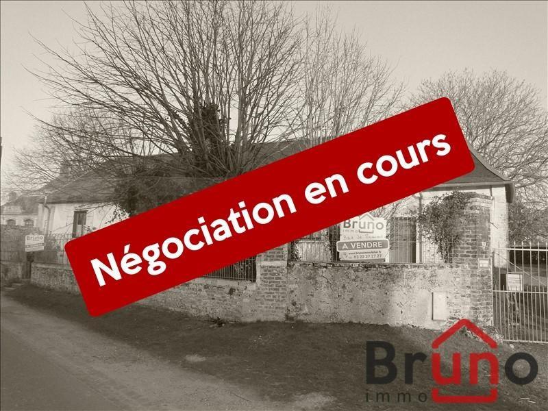Vente maison / villa Ponthoile 125000€ - Photo 1