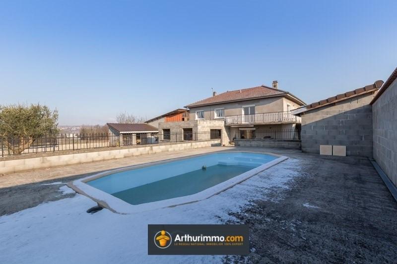 Sale house / villa Salagnon 260000€ - Picture 1