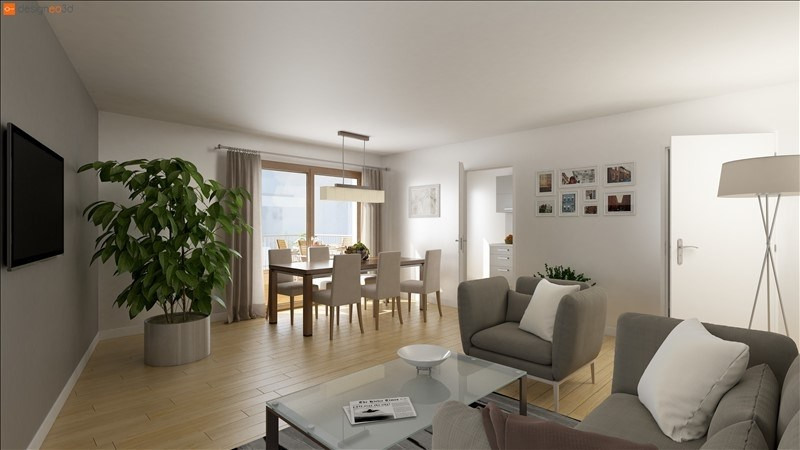 Deluxe sale apartment Strasbourg 243 000€ - Picture 2