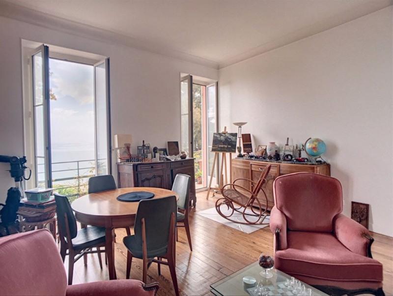 Vente appartement Menton 595000€ - Photo 1
