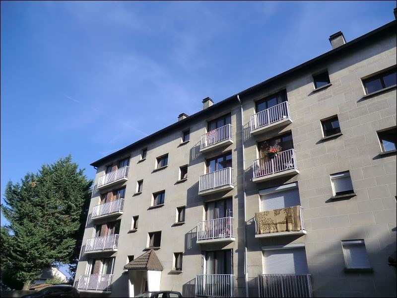 Rental apartment Athis-mons 579€ CC - Picture 1