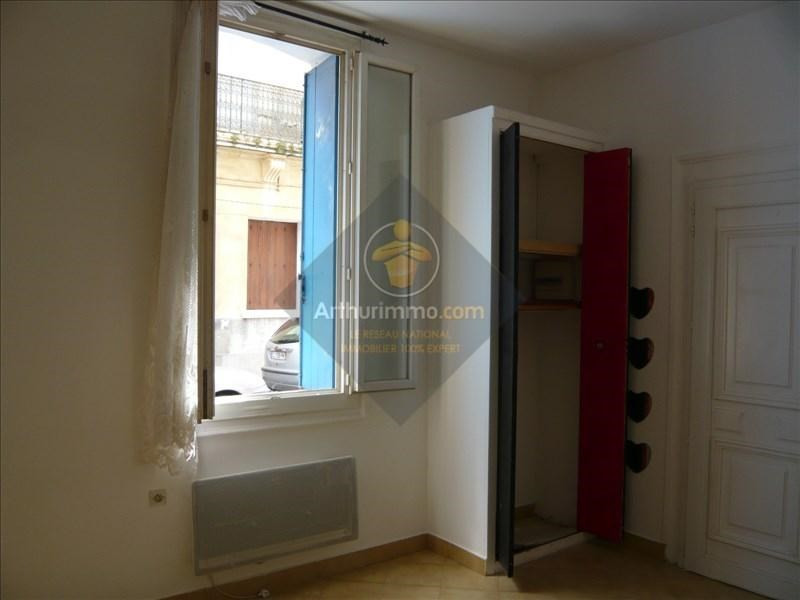 Rental apartment Sete 350€ CC - Picture 1