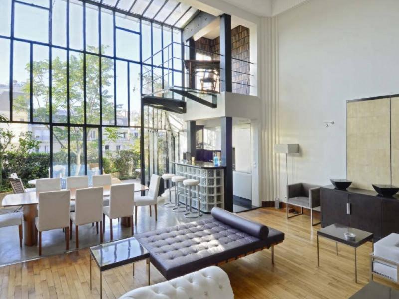 Vente de prestige appartement Paris 17ème 3180000€ - Photo 2