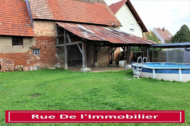 Sale site Haguenau 93 500€ - Picture 2
