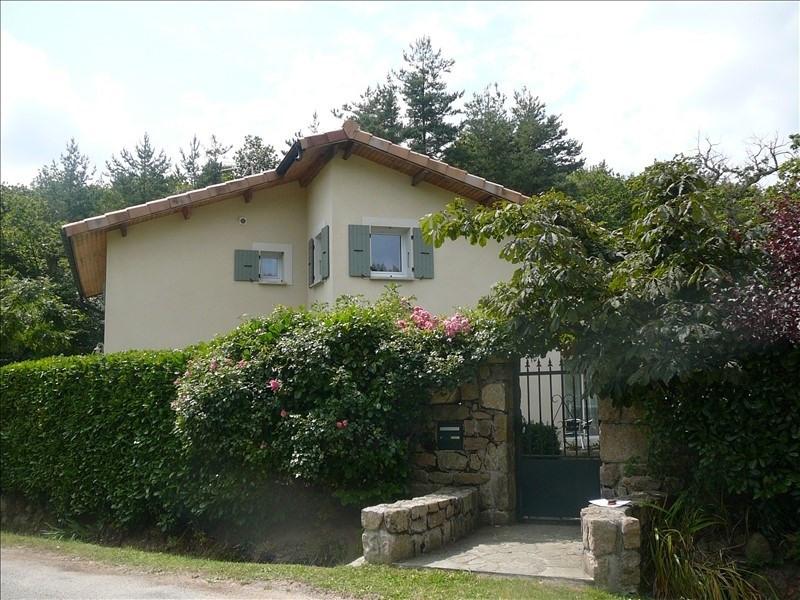 Vendita casa Vernoux en vivarais 247925€ - Fotografia 1