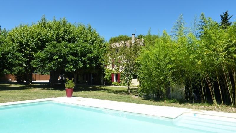 Deluxe sale house / villa Monteux 845000€ - Picture 8