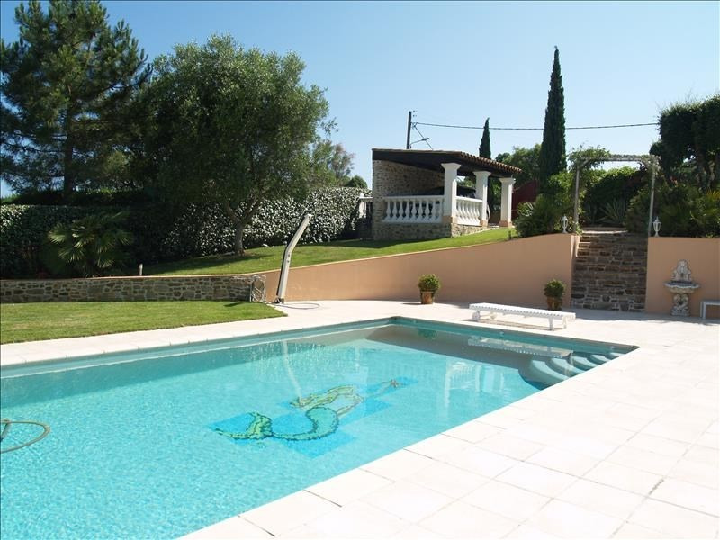 Deluxe sale house / villa St aygulf 1415000€ - Picture 10