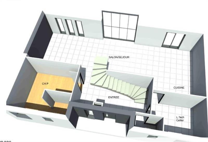 """Modèle de maison  """"Modèle CAERUS"""" à partir de 7 pièces Marne par VILLACREA"""