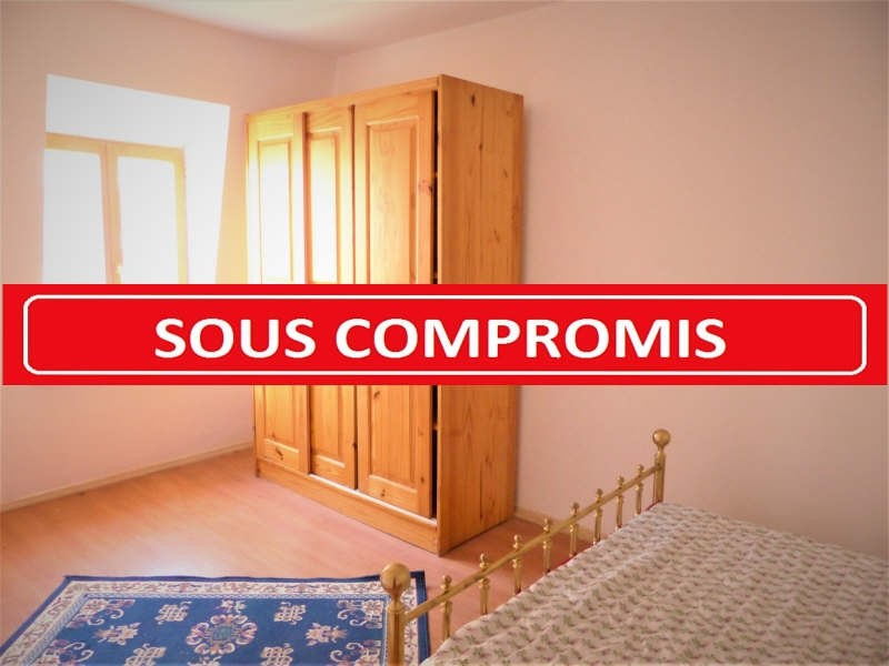 Vente appartement Saverne 56 000€ - Photo 1