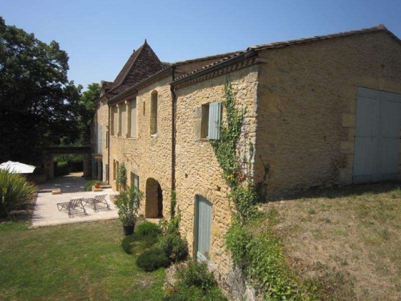 Vente de prestige maison / villa Saint-cyprien 840000€ - Photo 2