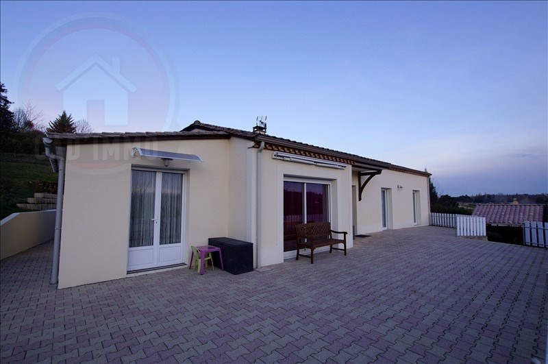 Sale house / villa Lembras 244 500€ - Picture 3