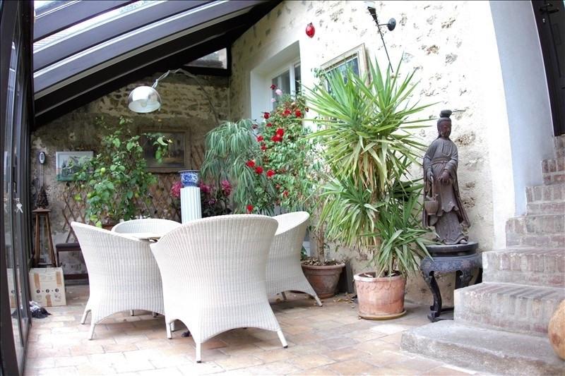 Sale house / villa Montfort l amaury 498000€ - Picture 9