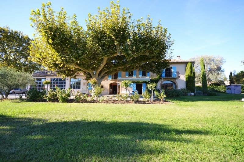 Immobile residenziali di prestigio casa Cavaillon 899000€ - Fotografia 1