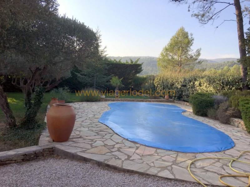 Lijfrente  huis Garéoult 285000€ - Foto 2