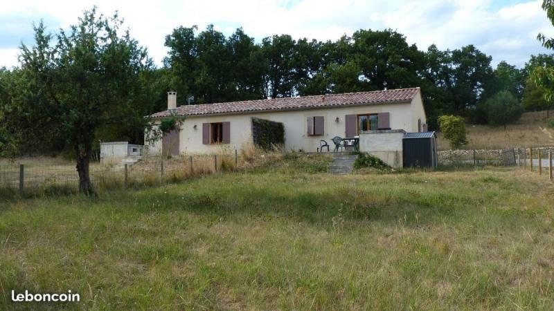 Vente maison / villa Vallon pont d arc 361000€ - Photo 1