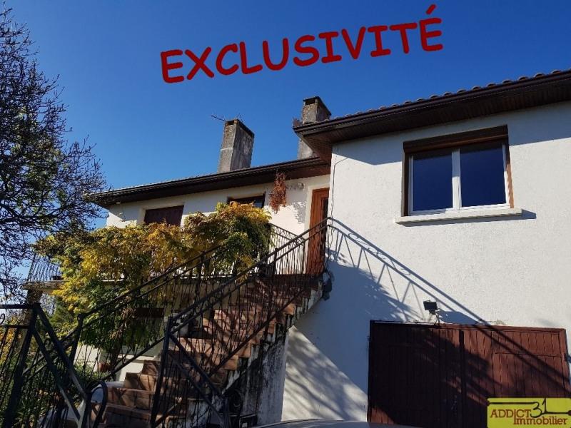 Vente maison / villa Bruguieres 298430€ - Photo 1