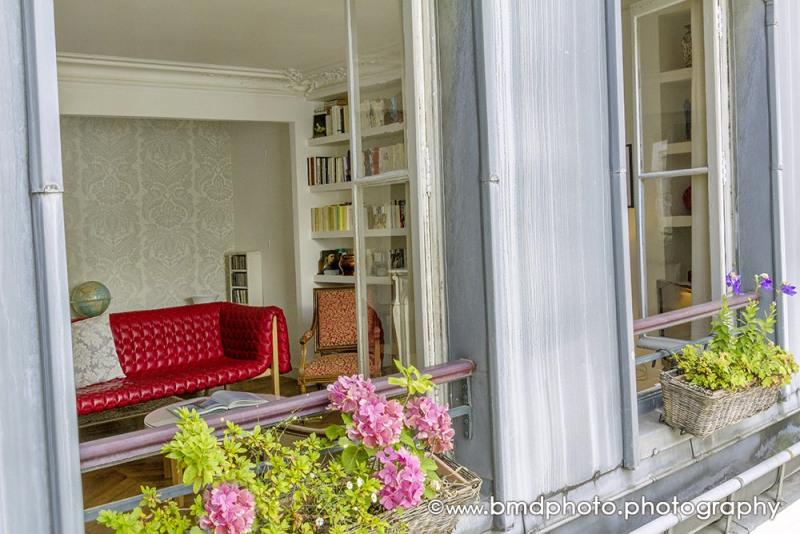 Deluxe sale apartment Paris 9ème 890000€ - Picture 7