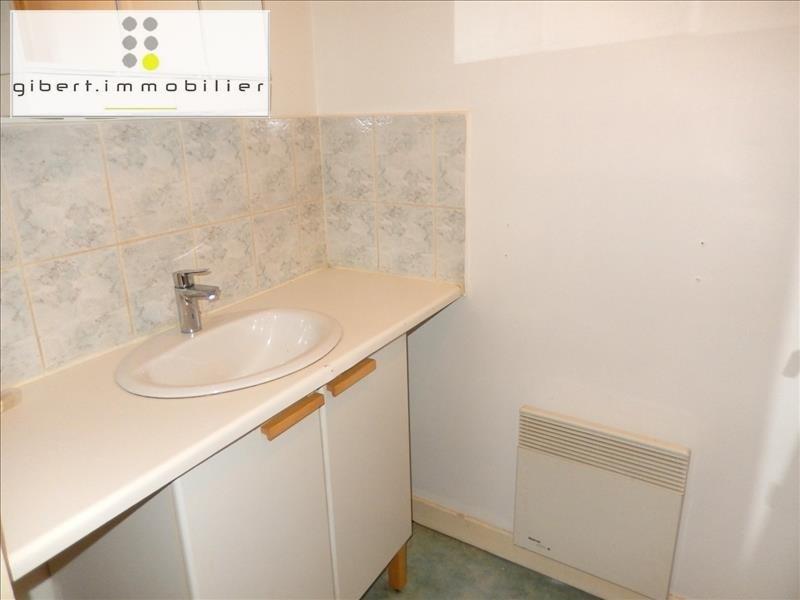 Location appartement Le puy en velay 271,79€ CC - Photo 3