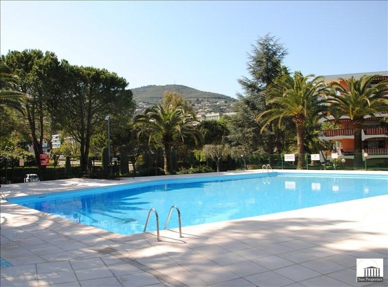 Rental apartment Mandelieu la napoule 575€ CC - Picture 1