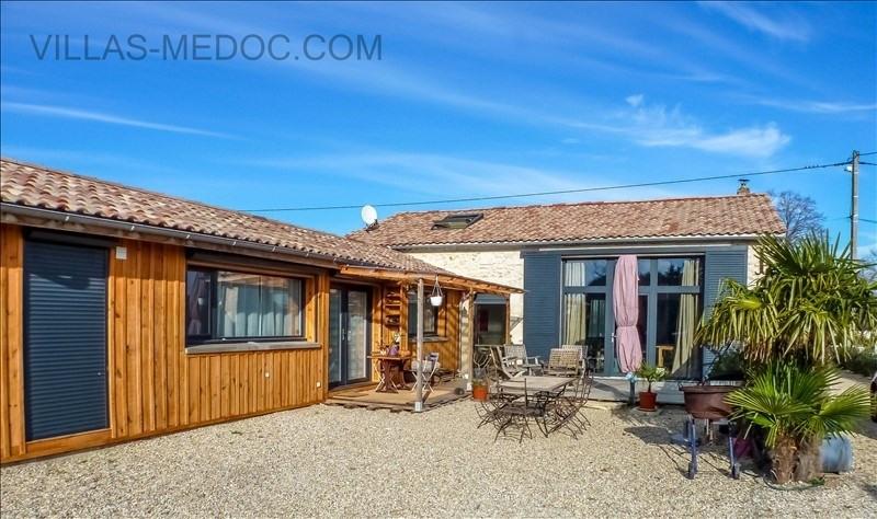 Sale house / villa Jau dignac et loirac 338000€ - Picture 1