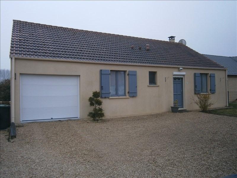 Sale house / villa Peronne 132500€ - Picture 1