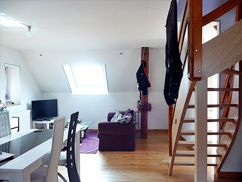 Rental apartment Raon l etape 520€ CC - Picture 3