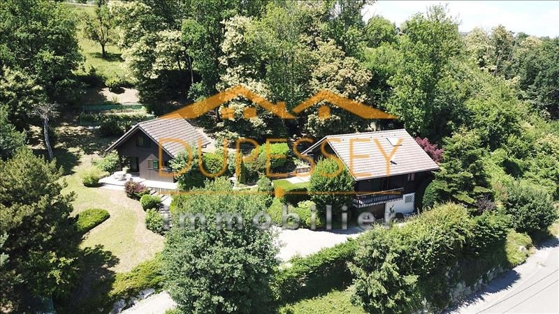 Sale house / villa Challonges 429000€ - Picture 1