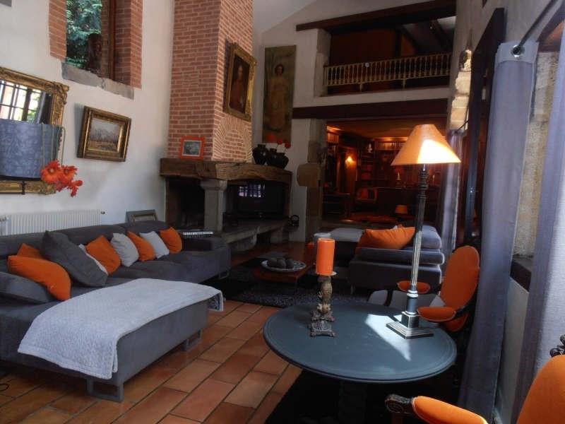 Revenda residencial de prestígio casa Chuzelles 790000€ - Fotografia 5
