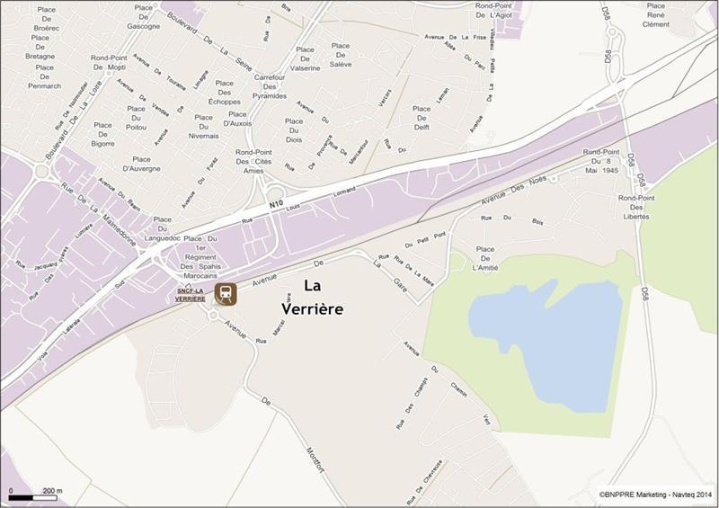 Location Local d'activités / Entrepôt La Verrière 0