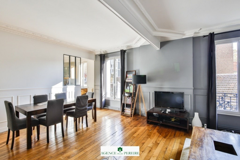Sale apartment Courbevoie 545 000€ - Picture 1