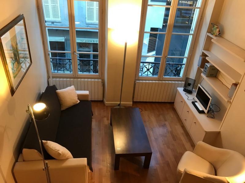 Studio meublé Paris 8e
