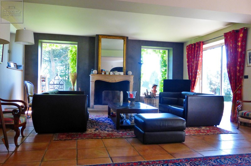 Deluxe sale house / villa Saint cyr au mont d'or 1 690 000€ - Picture 7