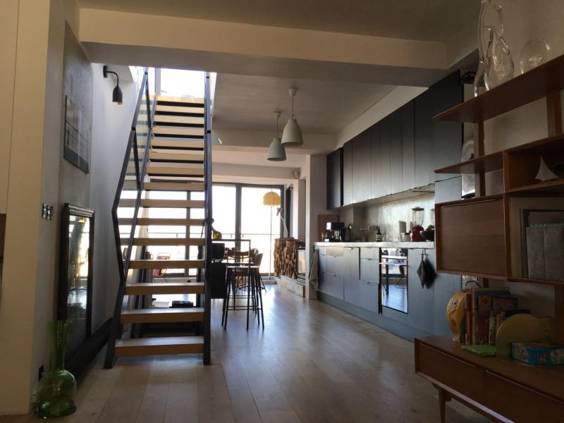 Deluxe sale apartment Paris 19ème 2080000€ - Picture 4