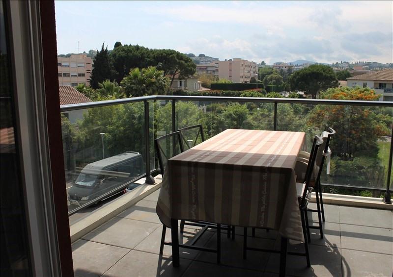 Vente appartement Antibes 209200€ - Photo 4