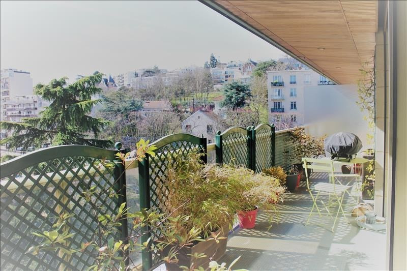 Sale apartment Saint-cloud 842 000€ - Picture 2