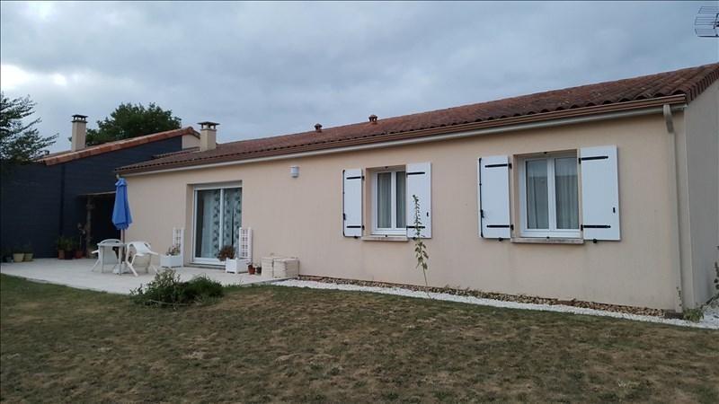Vente maison / villa Fontaine le comte 210000€ -  1
