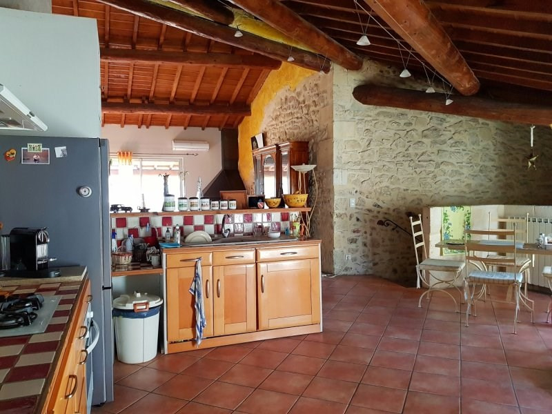 Vente maison / villa Vallabregues 285 000€ - Photo 2