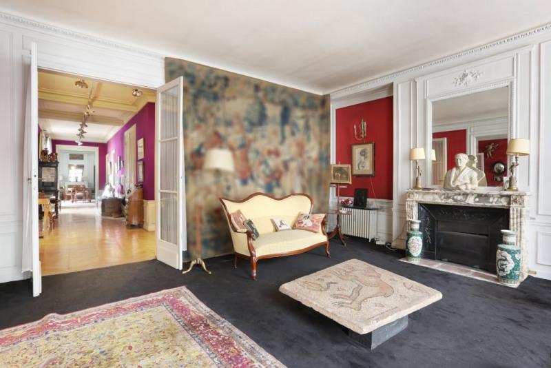 Immobile residenziali di prestigio appartamento Paris 16ème 2200000€ - Fotografia 3