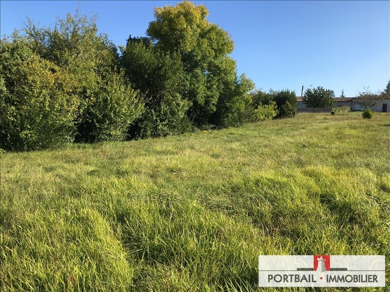 Vente terrain Blaye 49900€ - Photo 1